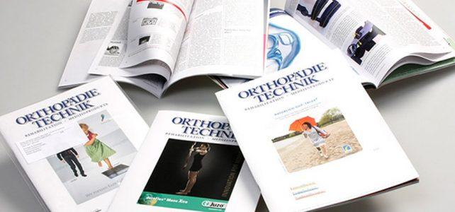 Orthopaedie Technik časopis