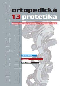 Časopis Ortopedická protetika č.13, rok 2007