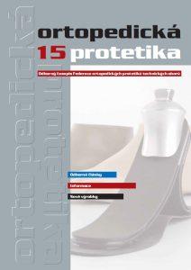 Časopis Ortopedická protetika č.15, rok 2008