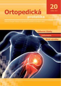 Časopis Ortopedická protetika č.20, rok 2017