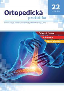 Časopis Ortopedická protetika č.22, rok 2019